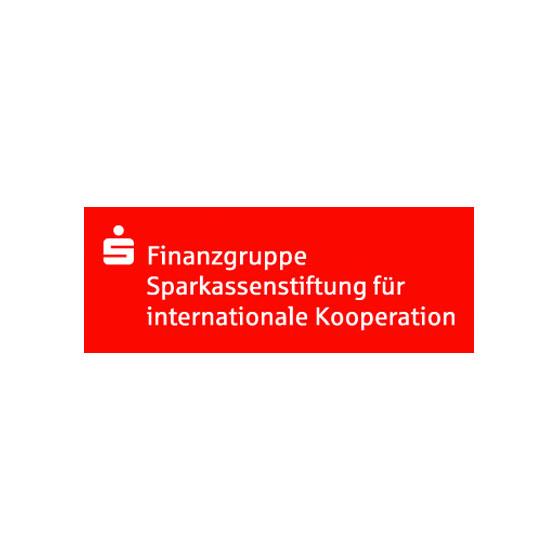 Finanzgruppe Sparkassenstiftung für internationale Kooperationen ist Partner von Asantys