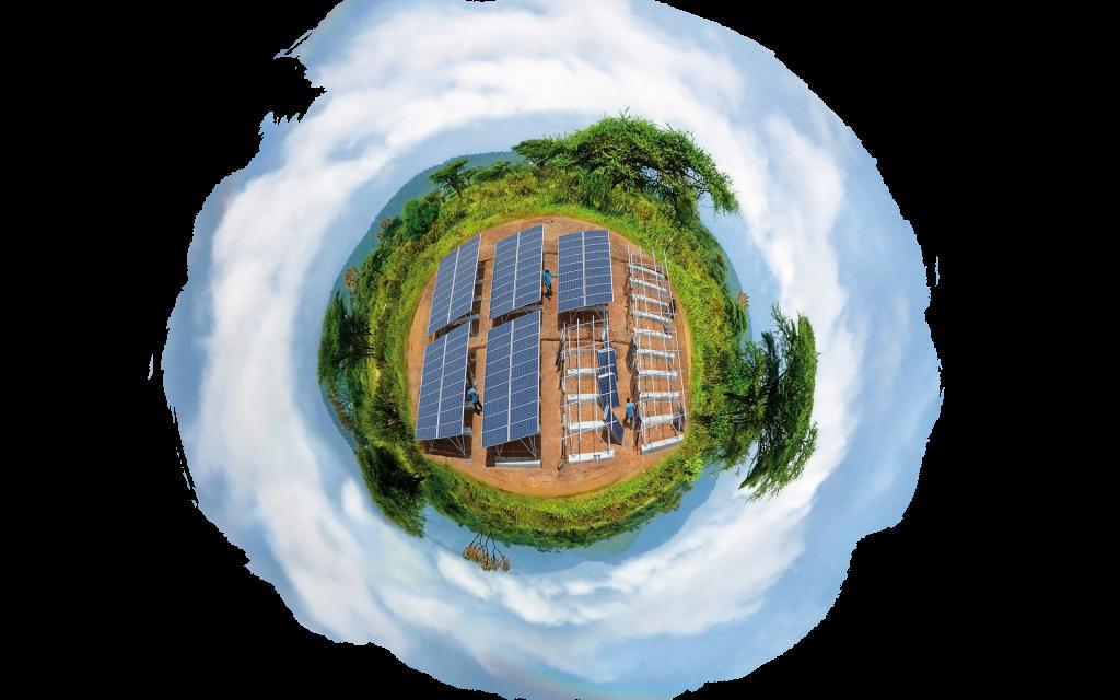 Wir lieferten bereits über 7.000 Solaranlagen aus.