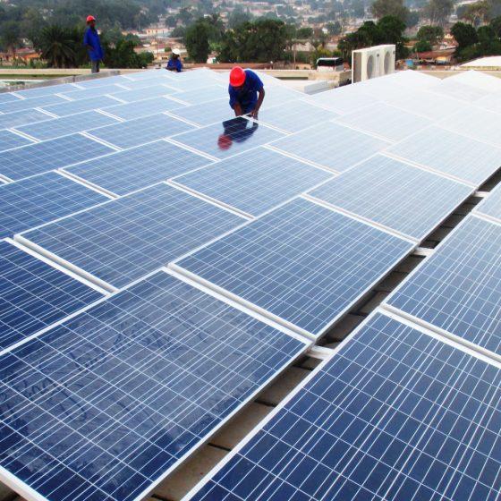 EPC – schlüsselfertige Solarprojekte