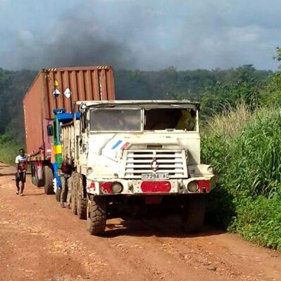 Referenz Togo